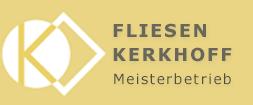 Fliesenleger Bottrop - Meisterbetrieb Kerkhoff